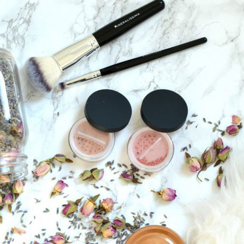 Make-up van Mineralissima